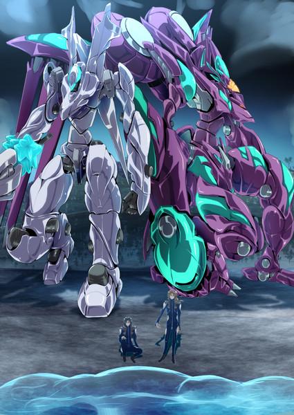 蒼穹のファフナーEXODUS