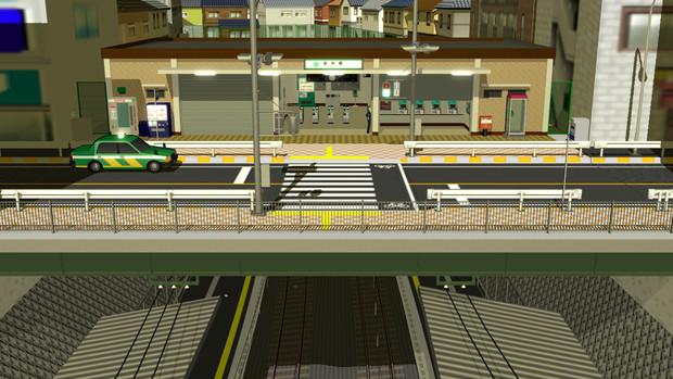 曲利駅 ver2.0