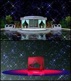 【MMD】スカイドーム星空もどき Ver.3【小さい星】