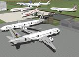 BOEING 777-300ER ver2配布