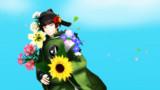 夏の花と石切丸