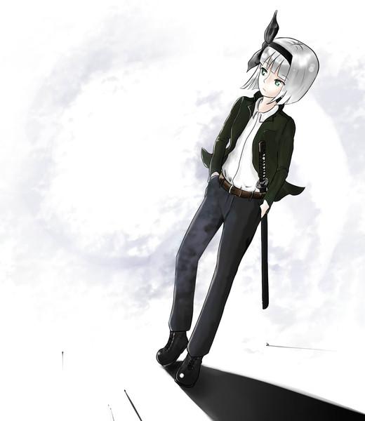 †中二病な魂魄さん† 壱