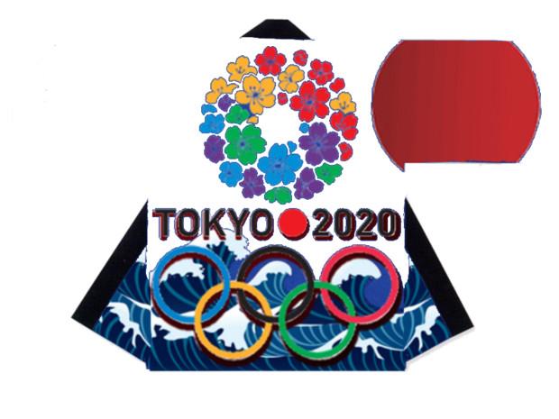 #東京五輪のおもてなしユニフォームを勝手に作ってみた 2