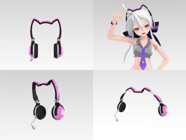 猫耳ヘッドセットSP2(使えたらいい人向け)