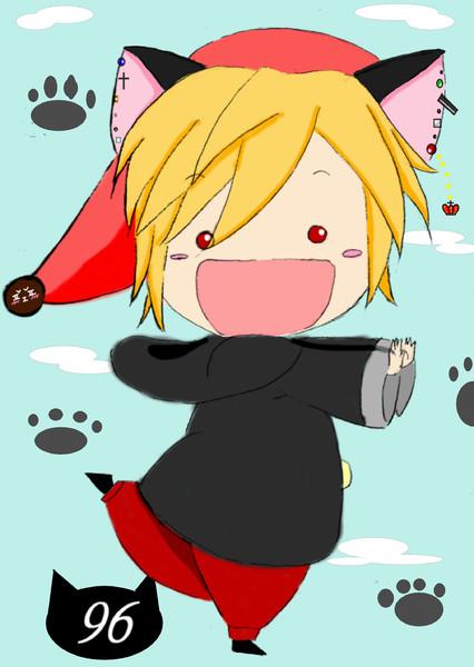 妖精さん(96猫ver)