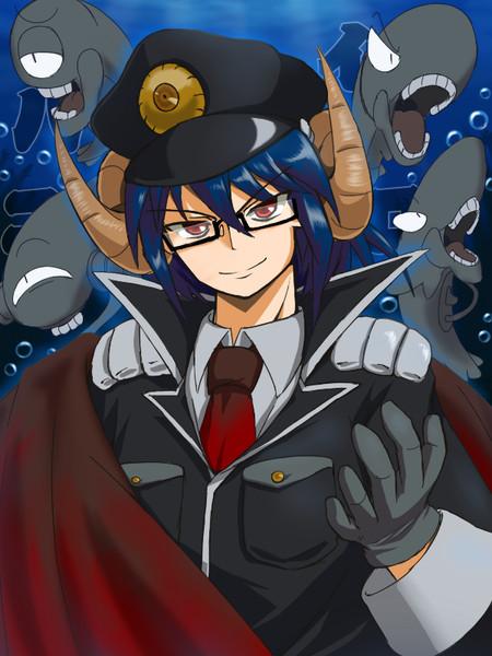 深海提督アルシエル