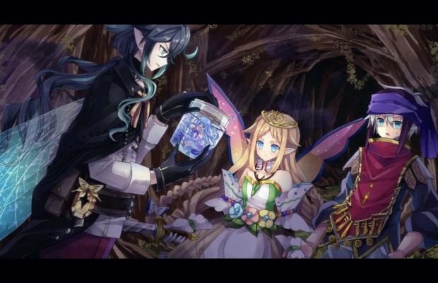 妖精の国イベ