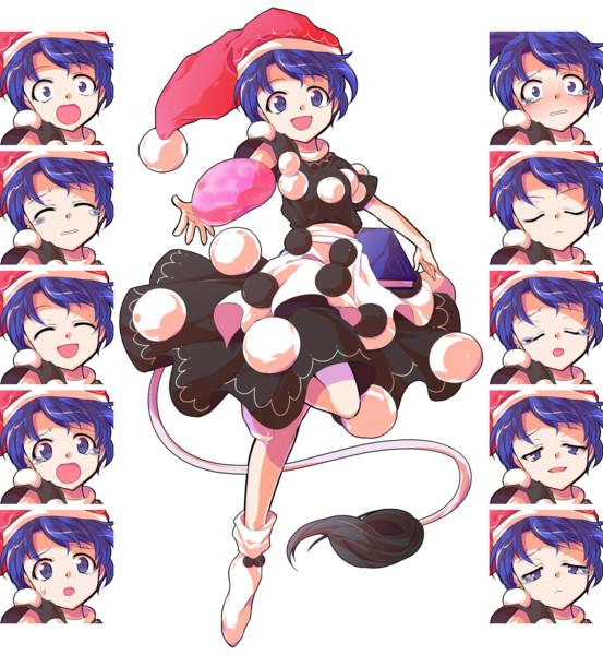 【紺珠伝体験版ネタバレ】バトルっぽいドレミー立ち絵 表情