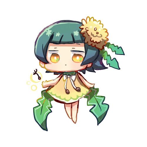 たんぽぽの妖精さん