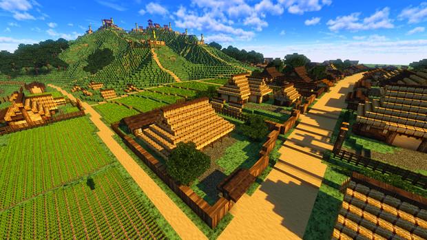 戦国時代の山城を築いた ケーズれもん さんのイラスト ニコニコ静