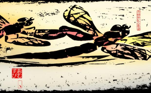 赤蜻蛉とぶ風景 03