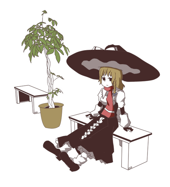観葉植物くん