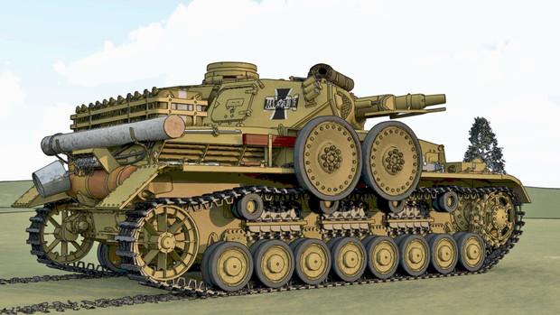 黒森峰 IV号C型 継戦支援車