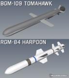 【MMD】BGM-109 & RGM-84