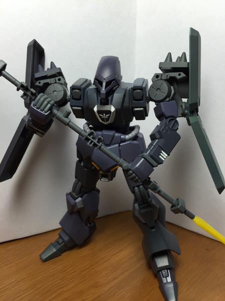 シュツルム・ガルス(黒紫)