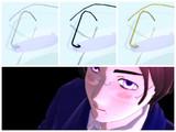 ツーポイント眼鏡【アクセサリ配布】