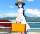 【MMD】ミク誕2015【レトロハードケース(5種)配布】