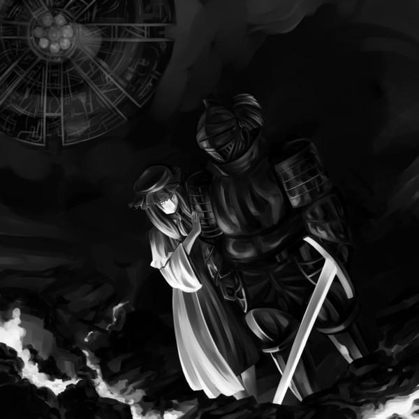 漆黒の闇騎士、ヘルトフリート・フォン・エルなんとかッドⅧ世