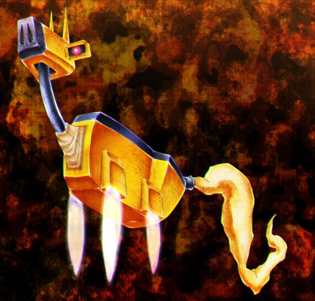 馬型乗用機一号