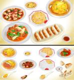 中華料理セットver1.0