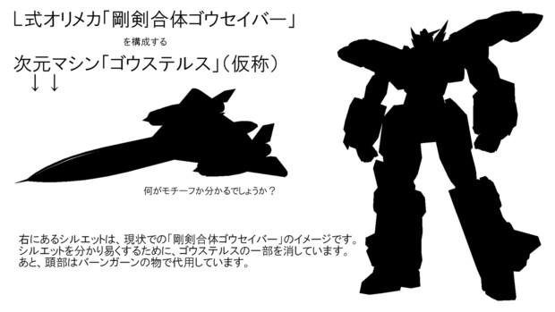 【MMD】L式オリメカ 勇者 その6【制作中】