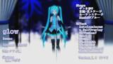 【MMD】「glow」 昭和臭漂うモーション配布動画 (A面)