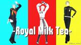 -Royal Milk Tea-