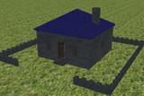 【MMD】建築物作成キットver0.6(旧名:地下風ステージキット)