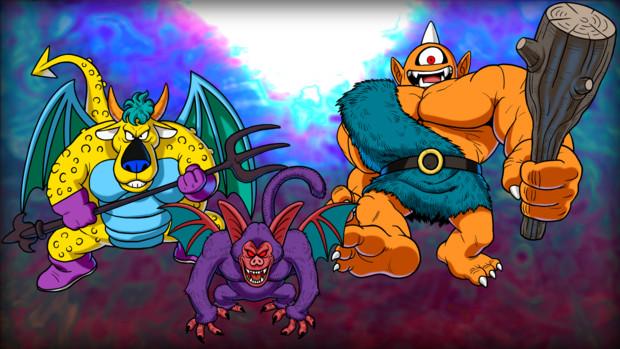 悪霊の神々