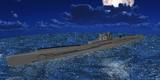【MMD海軍】 巡潜乙型改二 伊58 If版 1.0