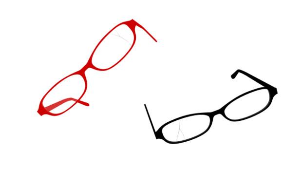 罅入り眼鏡ver1.2