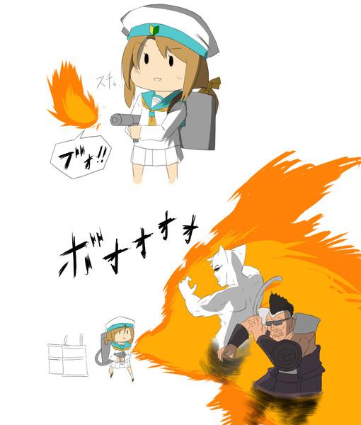 【艦これ】消毒作業