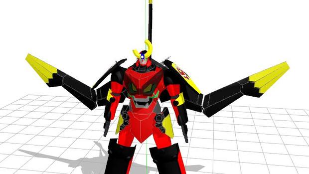 【MMD】グレンラガン7【MMDスーパーロボット大戦】