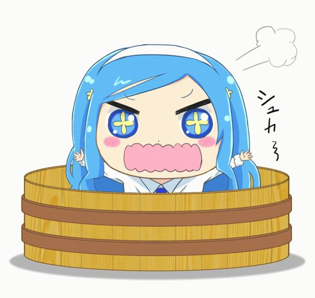 【GIFアニメ】桶・シルフィンフォード