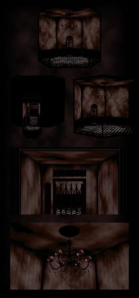 05_エレベーターのステージ_ホラーver