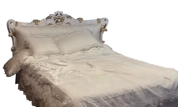 おじさんのベッド2.透過Png