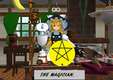 №01「魔術師」