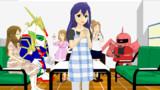 【MMDモデル配布】望月杏奈。