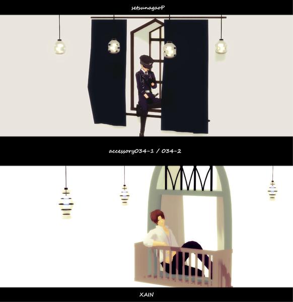 【MMDアクセサリ配布】accessory034