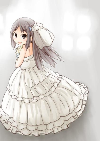 ウェディングドレスありすちゃん