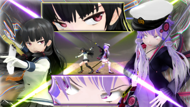 【結月提督の日常】FIGHT!【Fate/磯風騒嵐記!】