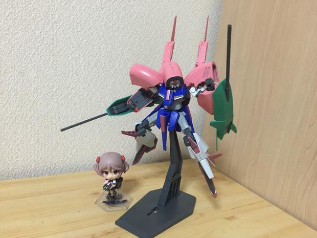 HGBF TD-09ii キハール(Ⅱ)(ミナザサ専用)