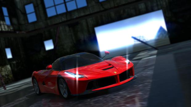 【MMD】Ferrari LaFerrari【更新版あります!】