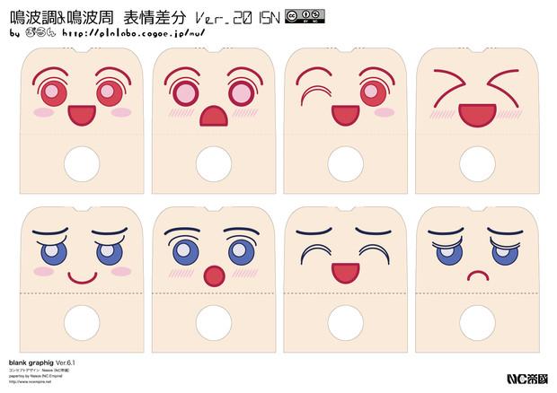 グラフィグ鳴波調&鳴波周 Ver.2015N