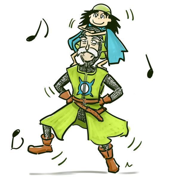 ステテコダンス