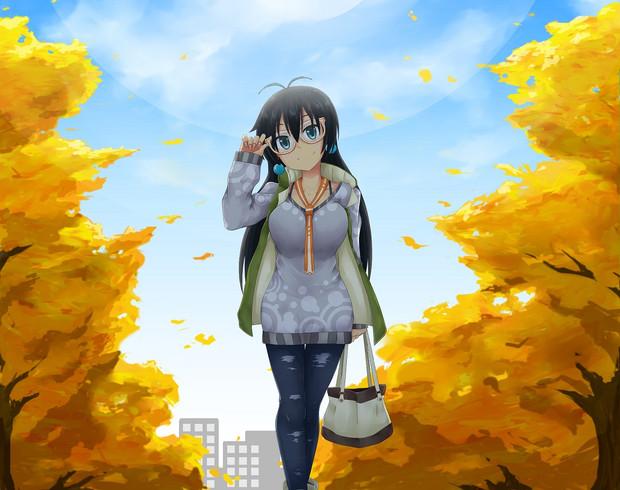 【響誕】秋空