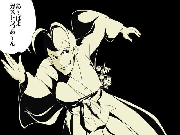 怪盗ルパ巫女ちゃン