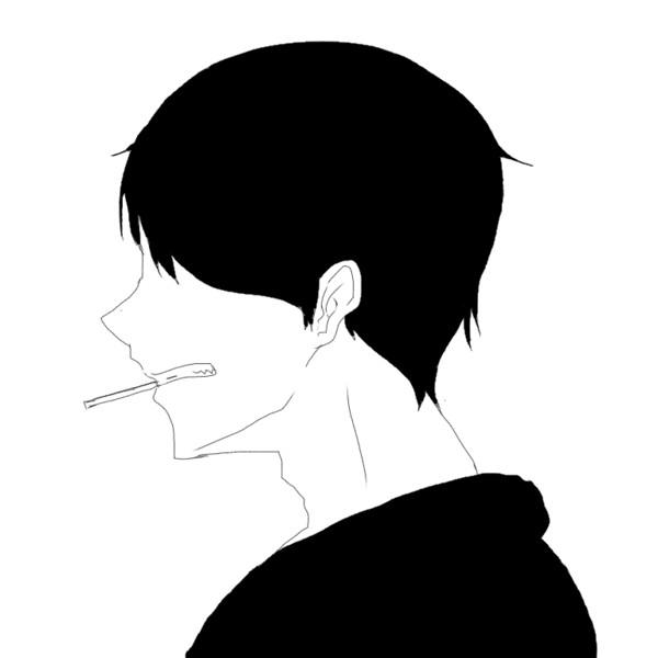 [フリーアイコン]男の子