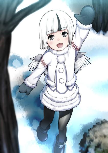 シマエナガちゃん
