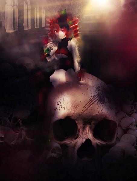 -Scarlet' dawn-